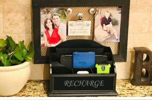 DIY Charging Station