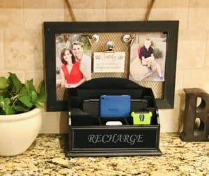 DIY Cheap, Stylish Charging Station