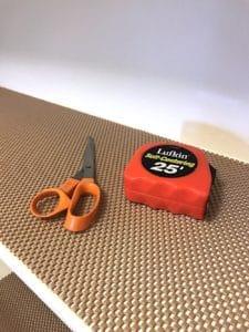 DIY Pantry Makeover Shelf Liner