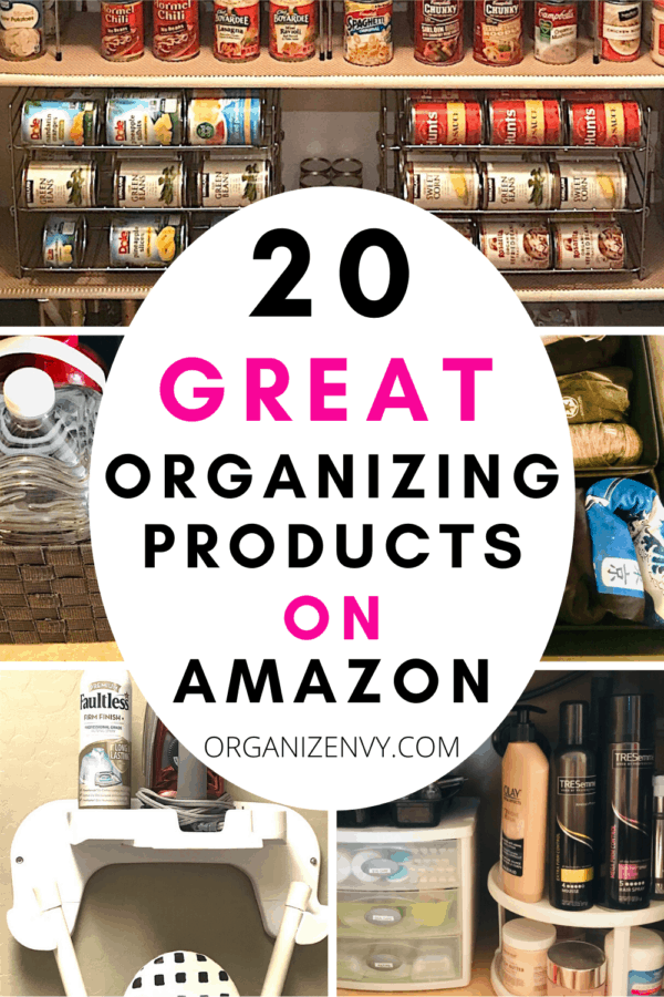 Organizing Products