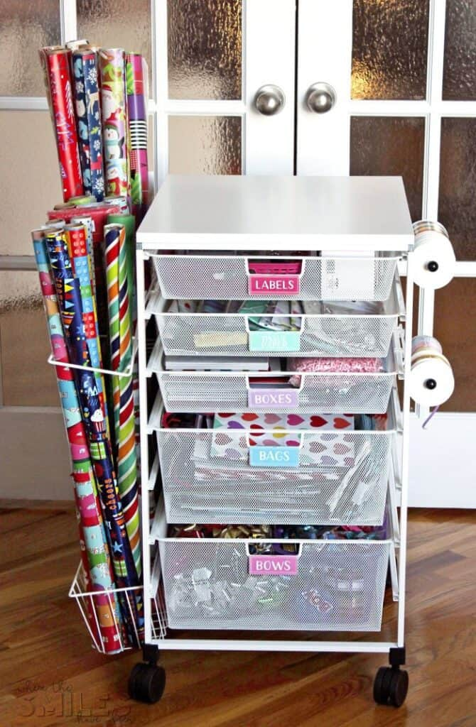 Make Labels for Organizing