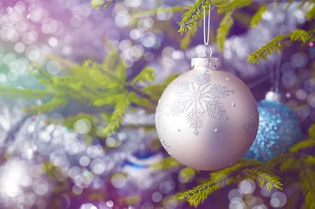 Organized Christmas: organizing Christmas ornaments